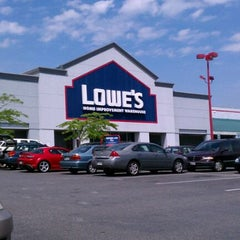 Photo taken at Lowe's Home Improvement by George F. on 5/3/2012