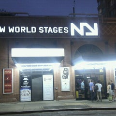 Photo taken at New World Stages by kyora on 9/3/2012