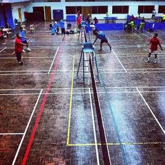 Photo taken at Dewan Gemilang UKM by ⚔Syazwan KяB™⚔ on 7/15/2012