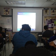 Photo taken at RHS Economics by Zachary P. on 5/8/2012