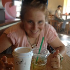 Photo taken at Starbucks by Emily T. on 8/12/2012