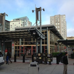 Photo taken at San Francisco Caltrain Station by Sergey S. on 6/29/2012