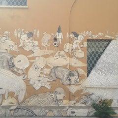 Photo taken at PAC - Padiglione d'Arte Contemporanea by Tatiana T. on 9/8/2012