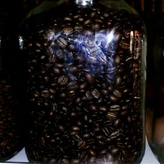 Photo taken at atlanta coffee roasters by Dave K. on 4/16/2012