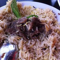 Photo taken at Nasi Arab,Al-Hanin  Larkin Idaman by Fiza Z. on 3/28/2012