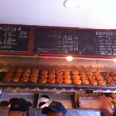 Photo taken at Bergen Bagels by Amira B. on 8/4/2012