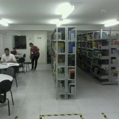 Photo taken at Faculdade Boa Viagem - Campus Boa Vista by Athenas P. on 5/8/2012