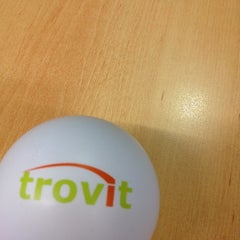 Photo taken at Trovit by Marc M. on 8/28/2012