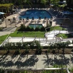 Photo taken at Sheraton Sunnyvale Hotel by Gabriel L. on 6/11/2012