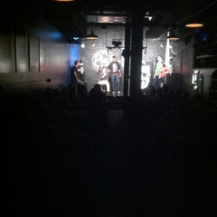 Photo taken at DSI Comedy Theater by Bryce R. on 2/19/2012