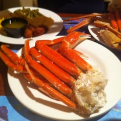 Photo taken at Capt Jacks Seafood Buffet by Kelley C. on 6/1/2012