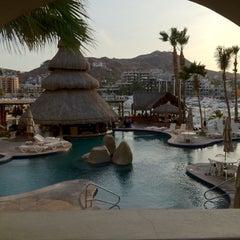 Photo taken at Marina Fiesta Resort & Spa by Salvador B. on 7/1/2012