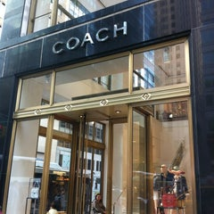 Photo taken at Coach by Aaron C. on 5/4/2012
