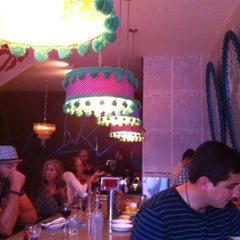 Photo taken at Loló Cevicheria by Mike G. on 7/22/2012