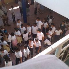Photo taken at Centro Educativo Las Americas (CELA) by Josse V. on 6/14/2012
