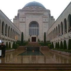 Photo taken at Australian War Memorial by Steven on 5/24/2012