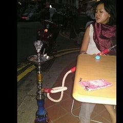 Photo taken at Arab Street Ambrosia by Nadrah S. on 2/3/2012