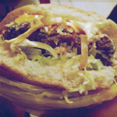 Photo taken at Sandwiches chino story by Jean B. on 2/9/2012