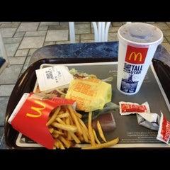 Photo taken at McDonald's by John G. on 6/5/2012