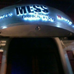 Photo taken at Mess by Nico F. on 6/21/2012
