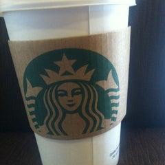Photo taken at Starbucks by Wanda A. on 3/29/2012