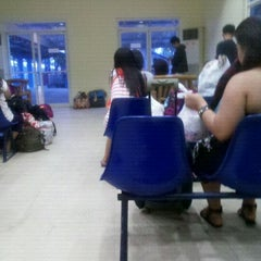 Photo taken at PNR (Naga Station) by Ruth A. on 3/15/2012