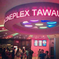 Photo taken at Eastern Cineplex Tawau by Enchektola on 7/22/2012