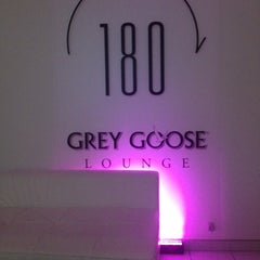 Photo taken at One80 Grey Goose Lounge by Michelle B. on 5/19/2012