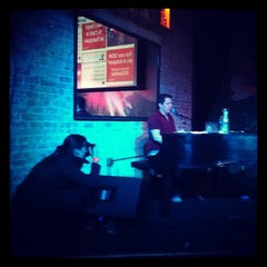 Photo taken at Spredfast SXSW Kickoff Party by Joe D. on 3/10/2012
