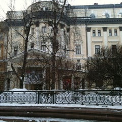 Photo taken at Московская государственная консерватория им. П. И. Чайковского by Sergey V. on 2/19/2012