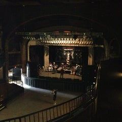 Photo taken at Newport Music Hall by Dan R. on 7/8/2012