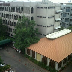 Photo taken at มหาวิทยาลัยสยาม (Siam University) by A Dek IT siam university on 7/12/2012