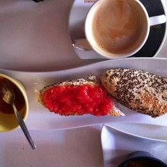 Photo taken at El Cafe Del Levante by Antonio C. on 6/3/2012