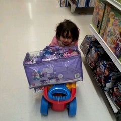 """Photo taken at Toys""""R""""Us by Nadia M. on 2/11/2012"""