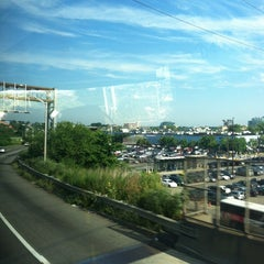 Photo taken at Lincoln Tunnel Helix by Will T. on 8/21/2012