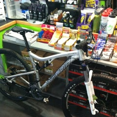 Photo taken at AllSpeed Cyclery and Snow by Jay M. on 6/14/2012