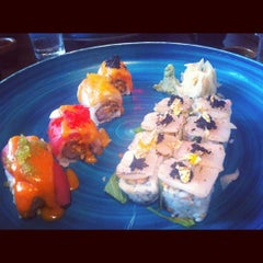Photo taken at Haru by Mona D. on 8/2/2012