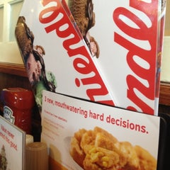 Photo taken at Friendly's by Aubree H. on 5/19/2012