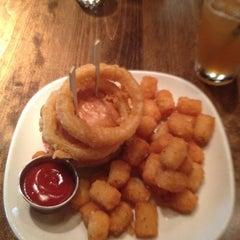 Photo taken at B & B Winepub (Burger & Barrel) by Bonnie C. on 8/20/2012