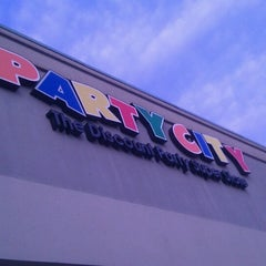 Photo taken at Party City by Manuel I. on 2/6/2012