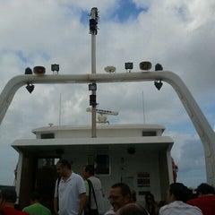 Photo taken at Vaporcito de El Puerto by Miguelator on 7/27/2012