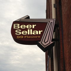 Photo taken at Beer Sellar by Dana L. on 8/5/2012