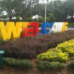 Photo taken at LEGOLAND® Florida by Christian O. on 7/18/2012