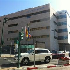 Photo taken at Ciudad de la Justicia de Almería by José M. on 4/19/2012