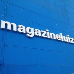 Photo taken at Magazine Luiza by Renato C. on 5/8/2012