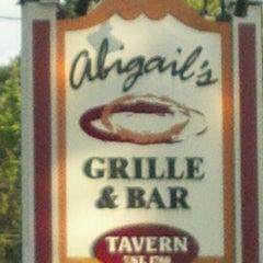 Photo taken at Abigail's Grille & Wine Bar by Scott M. on 6/13/2012