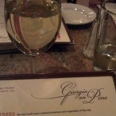 Photo taken at Giorgio on Pine by Madison W. on 7/12/2012
