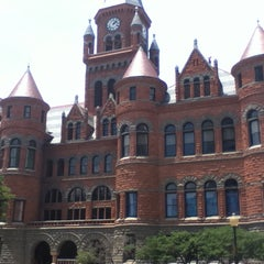 Photo taken at Old Red Museum by Jackie K. on 6/16/2012