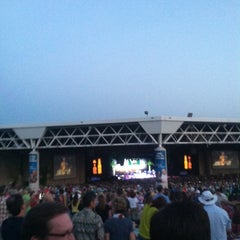 Photo taken at Gexa Energy Pavilion by Matt S. on 4/20/2012