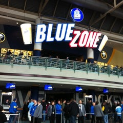 Photo taken at First Niagara Center by Jessica C. on 2/19/2012